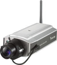 Trådløs videoovervågning